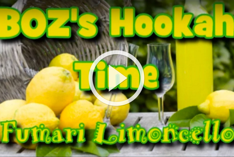 Limoncello Video Review by BOZ!