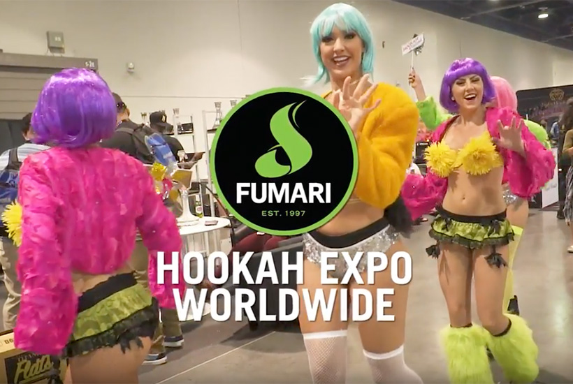 The Fumari Experience at Hookah Expo Worldwide 2018