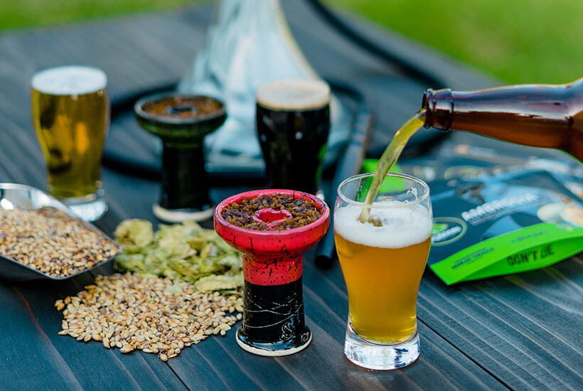 SIP AND SMOKE: 5 BEERS TO PAIR WITH YOUR HOOKAH